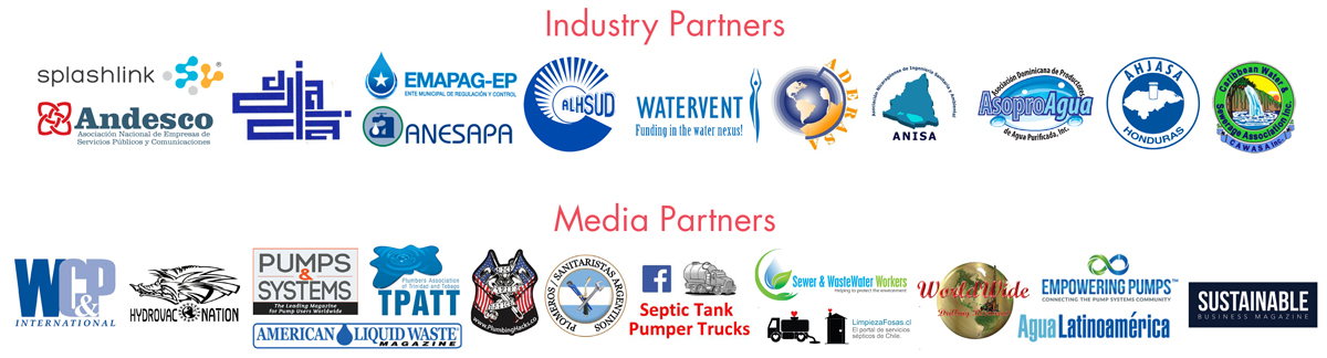 The Water Expo 2018 Partners